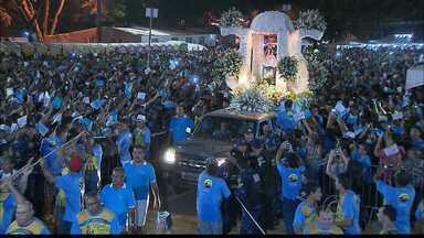 Preparativos para a Romaria de Nossa Senhora da Penha em João Pessoa - Conheça a história de quem participa todos os anos da Romaria.
