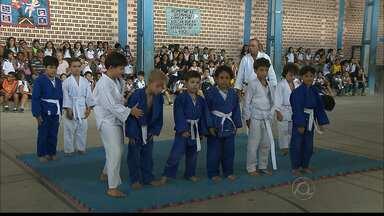Conheça a nova geração do judô paraibano, que dá os primeiros passos no esporte - Saiba como é o início da trajetória de um atleta de judô