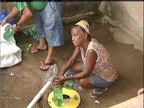 Fornecimento de água no distrito de Cachoeira Escura é interrompido - Problemas elétricos na estação de tratamento de água suspendeu captação.