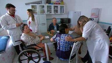 Fundação Terra realiza projetos nas áreas sociais, educativas e de saúde - Entidade fundada pelo padre Airton Freire funciona na periferia de Arcoverde, cidade que fica na região semiárida do Agreste do Estado de Pernambuco.