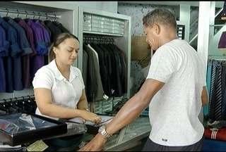 Pagamento do 13º salário deve impulsionar a economia em Montes Claros - Comerciantes esperam vender pelo menos os mesmos valores de 2014.