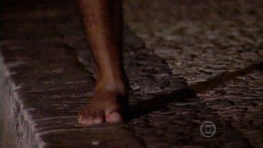 Recife mostra seu 'lado assombrado' aos visitantes - Figuras assustadoras como o Papa-figo fazem parte da brincadeira.