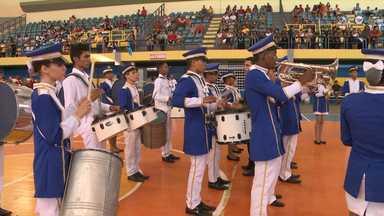 Vinte e cinco grupos disputam o Campeonato Maranhense de bandas e fanfarras - Vinte e cinco grupos disputam o Campeonato Maranhense de bandas e fanfarras