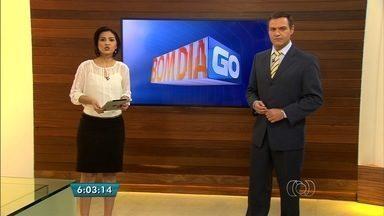 Veja o que é destaque no Bom Dia Goiás desta segunda-feira (23) - Entre os principais assuntos está a vida dos goianos que moram na região de barragens de mineradoras do estado.