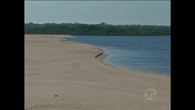 Série 'Paraíso' mostra as belezas das praias da região do Arapiuns - Reportagem foi exibida nesta segunda-feira (22).