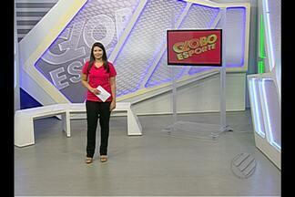 """Veja o Globo Esporte Pará desta segunda-feira (23) - Edição do dia 23 de novembro de 2015 tem Paysandu vencendo Criciúma por 1 a 0 e uma matéria legal sobre a """"bocha"""", esporte que ajuda atletas com deficiência."""