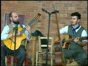 CTG Sentinela da Querência ganha título de melhor conjunto vocal no Enart - O concurso foi neste fim de semana em Santa Cruz do Sul, RS.