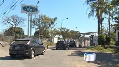 Ford negocia implantação do PPE em Taubaté - Planta tem um excedente de 300 funcionários, diz montadora.