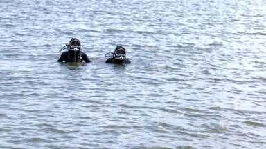 Perigo Debaixo D'água - Mergulhadores