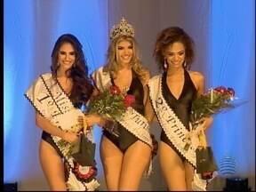 Concurso elege miss Prudente 2015 - Vencedora disputará competição de beleza no Estado de São Paulo.