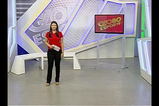 Veja o Globo Esporte Pará desta quarta-feira (2) - Edição do dia 2 de dezembro de 2015 tem matéria com a nadadora Ana Sofia e Paysandu apresentando o meia Vélber.
