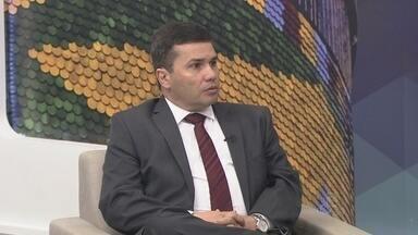 Secretário de Segurança do AM, fala sobre prisão de PMs envolvidos em grupos de extermínio - As investigações que levaram até eles, ocorreram após fim de semana sangrento em julho, quando mais de 30 pessoas foram assassinadas.