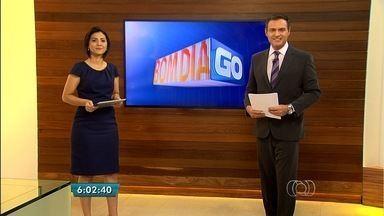 Confira os destaques do Bom Dia Goiás desta quinta-feira (3) - Entre as principais notícias está a prisão de um trio suspeito de matar uma bancária a tiros enquanto andava de bicicleta.