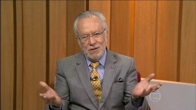 Alexandre Garcia comenta o pedido de impeachment contra a presidente Dilma Rousseff - Alexandre Garcia comenta o pedido de impeachment contra a presidente Dilma Rousseff