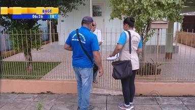 Porto Alegre terá aplicação de inseticida após suspeita de zika vírus no RS - Bloqueio será realizado no bairro Santana, na manhã desta quinta-feira (3).