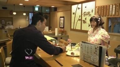Entenda crença de que as mãos das mulheres não são boas para fazer sushi - Jhony Sasaki mostra uma sushiwoman que vem tentando derrubar o preconceito