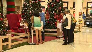 Empresários estão com dificuldades para contratar Papai Noel em Sergipe - Empresários estão com dificuldades para contratar Papai Noel em Sergipe.