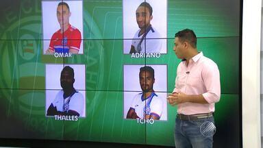 Bahia dispensa quatro jogadores - Confira as notícias do tricolor baiano.