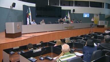 Audiência discute implantação do BRT em Manaus - Ação faz parte do Plano de Mobilidade Urbana.