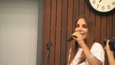 Ivete Sangalo comanda show beneficente em prol do Martagão Gesteira - Confira os detalhes e veja como participar.