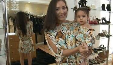 Moda mãe e filha - Assista ao vídeo