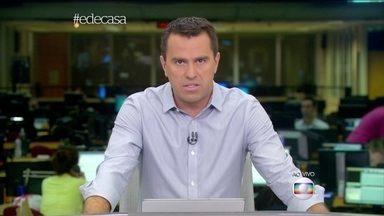 Rodrigo Bocardi traz as principais notícias da semana - Caso de microcefalia em São Paulo e tragédia em Mariana são alguns dos assuntos abordados