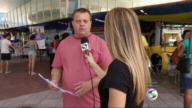 Feira em Volta Redonda, RJ, oferece orientação sobre mercado de trabalho - Evento conta com palestra, aconselhamento e divulgação de ofertas de estágio; atração é neste sábado (5), no Memorial Getúlio Vargas.