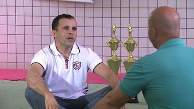 Atletla alagoano é escolhido para levantar a Tocha Olímpica - Professor de Judô, Ricardo Sérgio, foi o único nortestino escolhido para o revezamento.