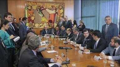 Instalação da comissão especial do impeachment fica para a terça-feira (8) - Oposição apresentou uma chapa alternativa. Adiamento também foi visto como manobra do presidente da Câmara, Eduardo Cunha, para tentar impedir a sessão do Conselho de Ética.
