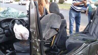 Motorista envolvido em acidente com 3 mortes em Franca dirigia a 100 km/h - Acidente foi no final de outubro e Polícia Civil suspeita que condutor tenha ingerido bebida alcoólica.