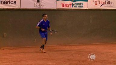 Torneio Piaucerão atrai tenistas de vários estados e vale pelo ranking estadual - Torneio Piaucerão atrai tenistas de vários estados e vale pelo ranking estadual