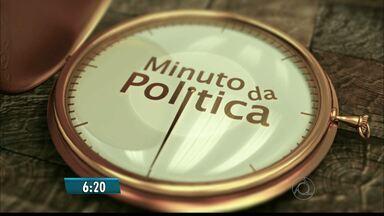 Minuto da Política: Ricardo Coutinho se encontra hoje com a presidente Dilma Rousseff - Ele vai confirmar o apoio à permanência dela na presidência.