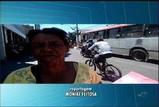 Passageiros reclamam do serviço de transporte público de Juazeiro do Norte - CETV faz reportagens frequentemente sobre o assunto.