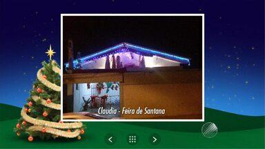Telespectadores enviam imagens de presépios - Envie suas fotos e vídeos para bmdnatal@redebahia.com.br.
