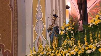 Missa celebra o Dia de Nossa Senhora da Conceição em Aracaju - Missa celebra o Dia de Nossa Senhora da Conceição em Aracaju