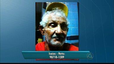 Desparecido do Bairro São José, em João Pessoa - Você pode ajudar a localizar o senhor José Luiz Cavalcanti, de 75 anos. Ele está desparecido desde sábado.