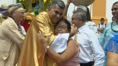 Missa e Abraço da Paz celebram Dia da Padroeira do Amazonas - Nossa Senhora da Conceição recebeu homenagens em Manaus