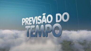 Confira a previsão do tempo para esta terça-feira (8) no Sul de Minas - Confira a previsão do tempo para esta terça-feira (8) no Sul de Minas