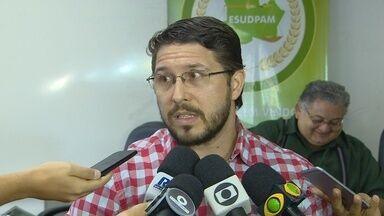 Defensoria relata falha em ação para remoção de famílias de invasão, em Manaus - Área situada na Zona Oeste de Manaus é alvo de conflitos e disputa judicial.