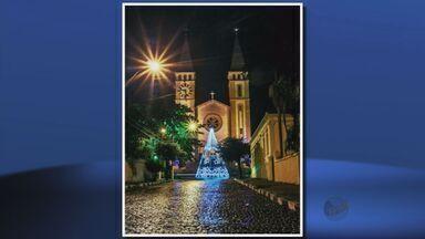 Telespectadores enviam imagens de decoração de Natal no Sul de Minas - Telespectadores enviam imagens de decoração de Natal no Sul de Minas