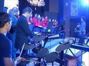 Confira como foi a segunda noite do projeto Canto Coral em Palmas - Confira como foi a segunda noite do projeto Canto Coral em Palmas