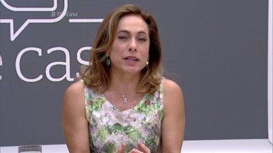 Cissa Guimarães fala sobre o cadastro para doação de medula óssea - A apresentadora é madrinha da campanha e explica os detalhes