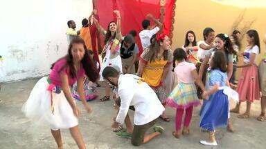 Comunidade Católica Shalom estreia musical Filho de Deus Menino Meu - Evento acontece na terça-feira (22), no Teatro Deodoro.