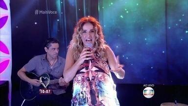 Daniela Mercury canta 'Rainha do Axé' - Música homenageia mulheres