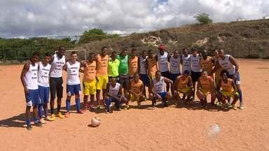 Kanu promove baba solidário durante as férias - Evento reuniu jogadores e ainda ajudou quem precisa; veja como foi.