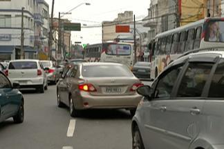 Motoristas dizem que 2015 foi ano difícil para o trânsito no Centro de Mogi - Local teve diversas modificações ao longo do ano.