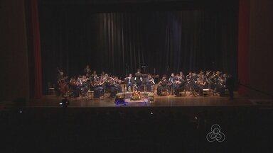 Cantata de Natal é apresentada no teatro Palácio das Artes, em Porto Velho - Evento deve ser reapresentado no dia 23 de dezembro. A entrada é gratuita.