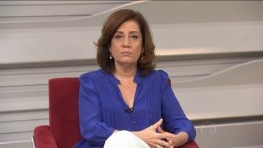 Miriam Leitão comenta atuação do novo ministro da Fazenda - De acordo com Miriam Leitão, o ministro Nelson Barbosa não chegou agora no setor público, ele está aí há muito tempo.