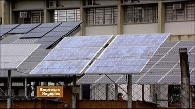 Mercado de energia solar tem grandes chances de crescimento em 2016 - Os especialistas acreditam que o custo da energia elétrica e a preocupação com o meio ambiente vão manter este mercado aquecido.
