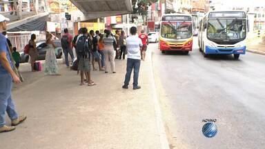 Primeiro dia útil de mudanças em pontos de ônibus do Iguatemi é tranquilo - A estação de transbordo da região foi desativada para obras do metrô e algumas linhas de coletivos foram modificadas. Veja como está agora.